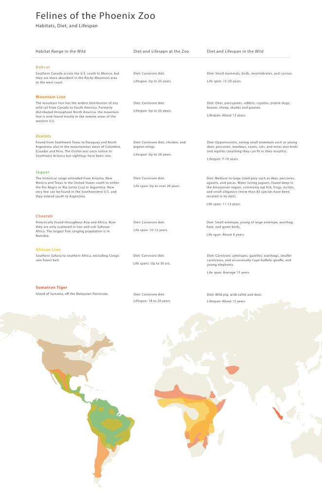 Zoo infographic 2012