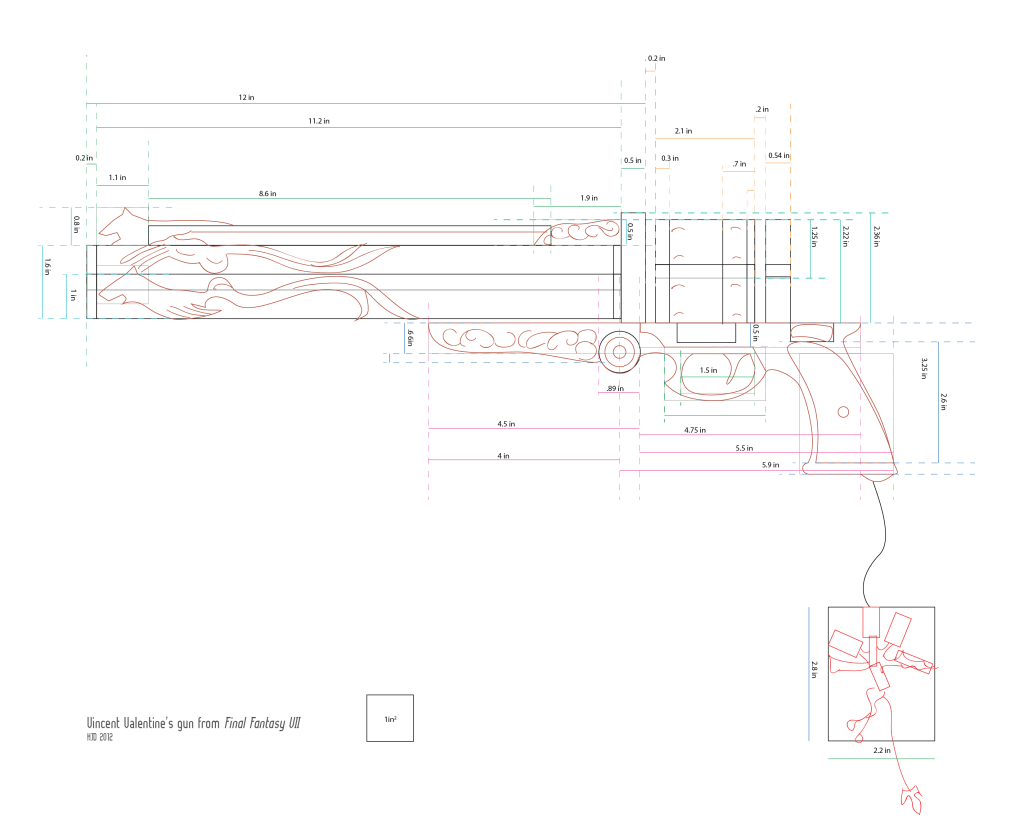 Cerberus blueprint