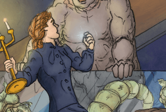 Return of The Mocker – Coloring teaser
